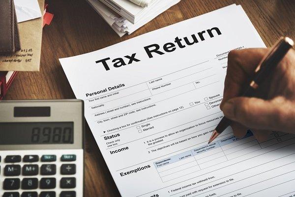 E-filling your tax return