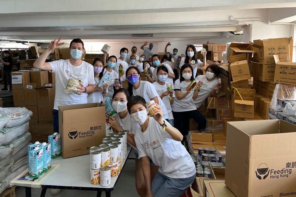 hong kong team build event